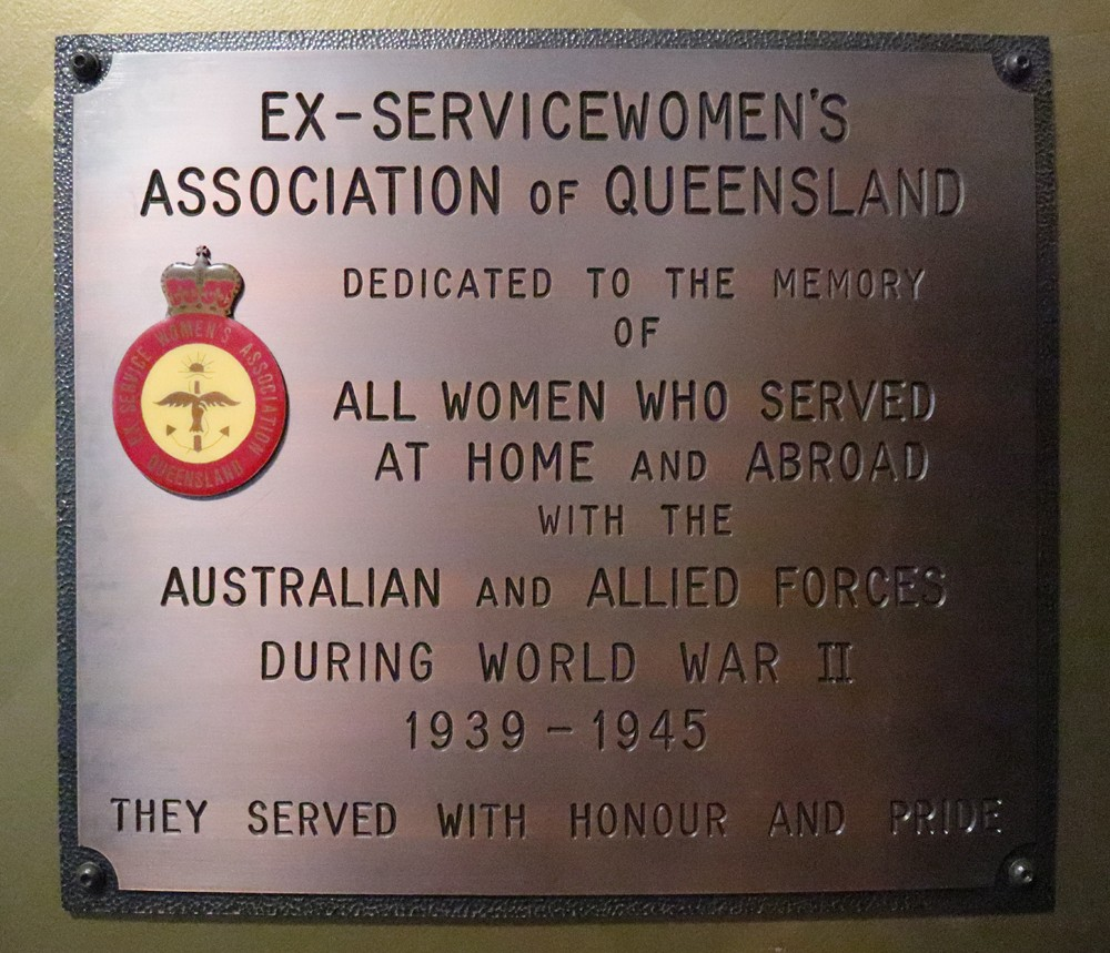 Ex-Servicewomen's Association of Queensland