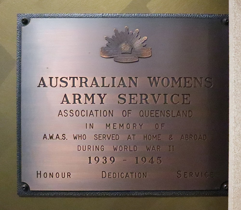 Australian Women's Army Service Association of Queensland