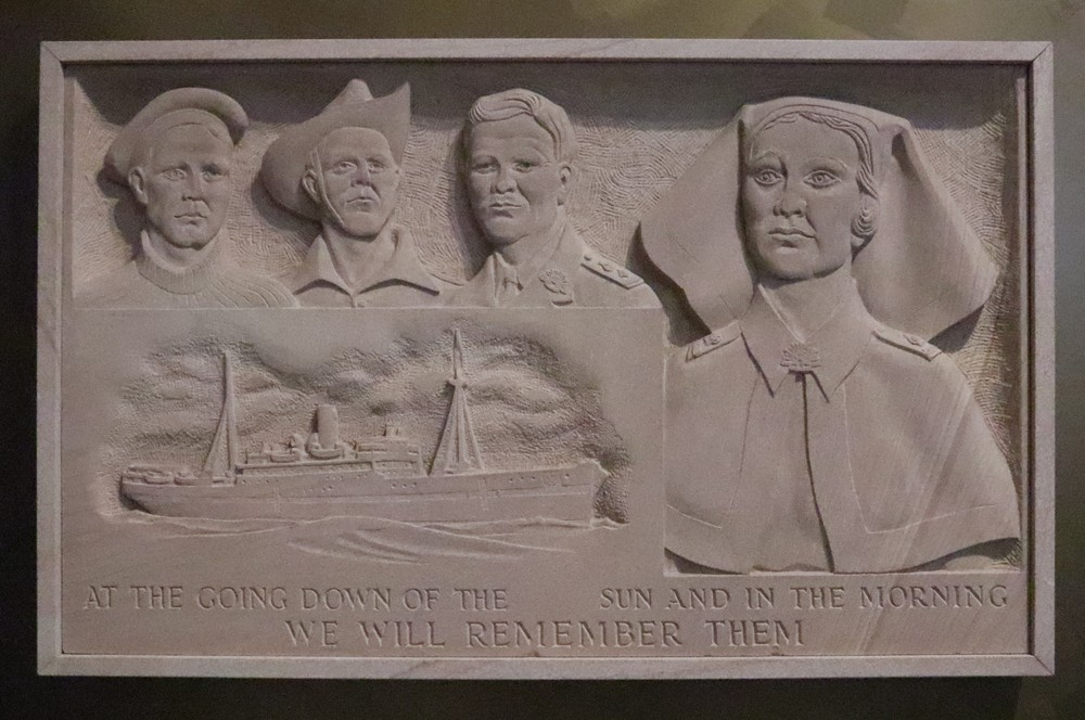 Centaur Memorial Fund for Nurses (Sculpture)